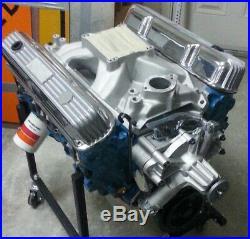 MOPAR 340 Dodge Motor Engine