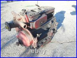 Mg Mgb 18gb Engine Block Assembly 18gb-ru-h 83216 (motor)