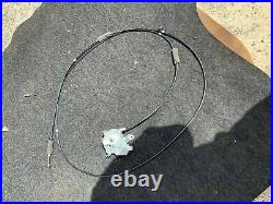 Mitsubishi Magna Verada Boot Release Cable and Motor 1997 to 2005 TF TW FREE
