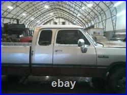 Motor Engine 6-360 5.9L Diesel VIN C 8th Digit Fits 91-93 DODGE 250 PICKUP 37042