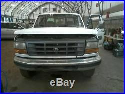 Motor Engine 7.3L VIN F 8th Digit Diesel Fits 95 FORD E350 VAN 3602573