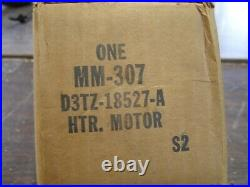 NOS OEM Ford 1965 1972 Ford Truck Heater Motor 1966 1967 1968 1969 1970 1971 Van