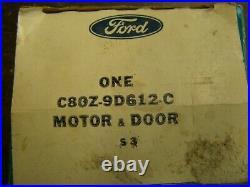 NOS OEM Ford 1968 1969 Fairlane Mustang Torino 428CJ Air Cleaner Vacuum Motor