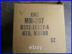 NOS OEM Ford 1973 1979 Ford Truck Heater Motor 1974 1975 1976 1977 1978 F100 Van