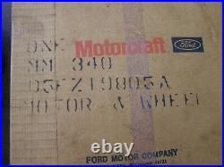 NOS OEM Ford 1975 1976 Mustang II 2 Heater Fan Motor + Pinto + Bobcat