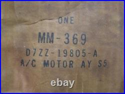 NOS OEM Ford 1977 Mustang II + Pinto AC Blower Motor Air Conditioning