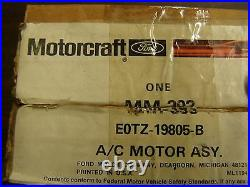 NOS OEM Ford 1980 1983 Truck Pickup F150 Fan Motor 1981 1982 AC F250 F350