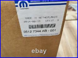 New OEM 05-08 PT Cruiser Convertible Top Hydraulic Pump Motor Lines & Cylinders