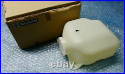 Nissan Patrol Safari 160 Mq Mk Genuine Nos Windscreen Washer Bottle & Motor Assy