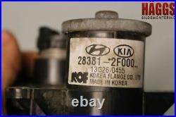 ORIGINAL Drosselklappenstellmotor HYUNDAI ix35 (LM, EL, ELH) 2014
