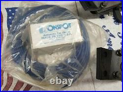 Onspot Automatic Tire Chain Kit Motors 92739 (No Chains Included)