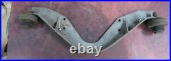 Original Hurst Chevy Motor Early Ford 1932 1934 1940 Hotrod Roadster Flathead