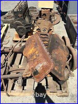 Peerless Motor Car Parts Lot / Packard Pierce Arrow Cadillac Duesenberg Auburn
