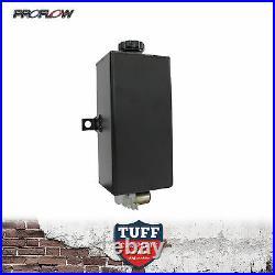Proflow Black Vertical Windscreen Wiper Spray Tank Reservoir with 12 Volt Motor