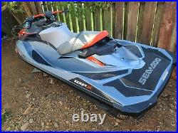 Sea-Doo 2018 RXP-X 300 shell hull NO MOTOR, NO JET DRIVE or ELECTRICAL