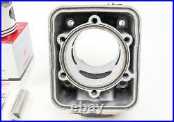 Sea-doo 787 Cylinders Piston Top End Kit Rebuild Motor Engine