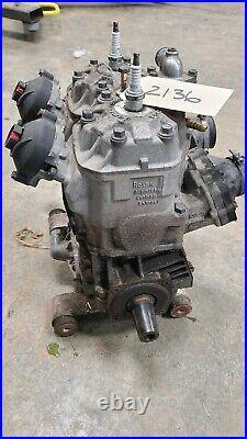 Ski Doo Mxz Rev Summit Renegade 800 Engine Motor 2100 Miles 400702632 #2136