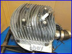 Skidoo Tundra (r) 1999-05 Motor Re-sealed/ Fresh Bore, Damage As Shown, Used