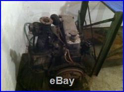 Sunbeam Alpine Motor and Transmission 1725cc 1966