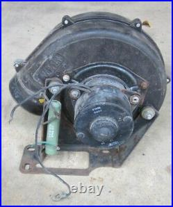 Sunbeam Alpine V Tiger Smiths Heater Blower Motor with Case & Bracket Used Orig