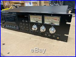 Tascam 122 MKIII MK3 with NEW CAPSTAN MOTOR & others parts, 6 months Warranty #2