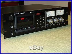 Tascam 122 MKIII MK3 with NEW CAPSTAN MOTOR & others parts new, 6 months Warranty