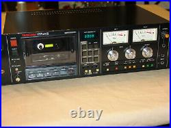 Tascam 122 MKII MK2 with NEW CAPSTAN MOTOR & others parts new, 6 months Warranty