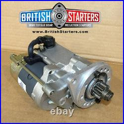 Triumph TR250 High Torque Gear Reduction Starter Motor