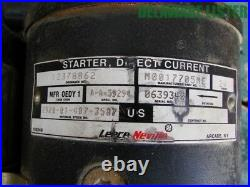 US Military Army Truck Engine Starter Motor M900 M939 M923 NSN 2920-01-487-3587
