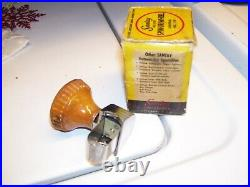 Vintage 50s nos Santay SPIN-UR-WHEEL steering knob auto knob gm street rat rod