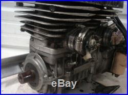 Vintage'75 Suzuki Fury 440 F/A Snowmobile Engine Motor w. CDI Ignition