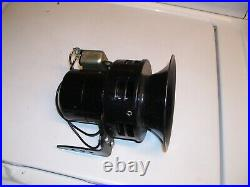 Vintage nos auto Parade Siren part service horn gm Hot rod ford chevy accessory