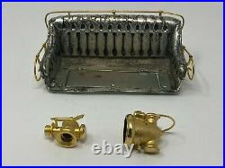 Vtg Car Parts Junkyard Lot Heavy Metal Brass Antique Ford Motor 1903 Model A T C