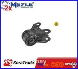 X2 Pcs Control Arm-/trailing Arm Bush Pair 7146100020/hd Meyle I