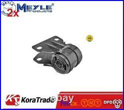 X2 Pcs Control Arm-/trailing Arm Bush Pair 7146100027/hd Meyle I