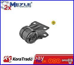 X2 Pcs Control Arm-/trailing Arm Bush Pair 7146100028/hd Meyle I