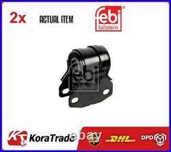 X2 Pcs Control Arm-/trailing Arm Bush Pair Fe174945 Febi Bilstein I