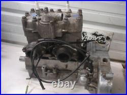 Yamaha Exciter II 570 Twin Snowmobile Engine Motor 88R00
