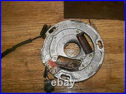 Yamaha IT 400 1977-78 stator I have more parts for this motor/others