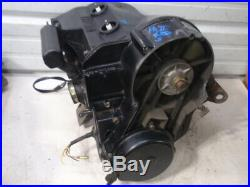Yamaha Phazer 480 PZ480 Snowmobile Engine Motor 125psi w. Stator Flywheel Recoil
